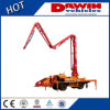 21m 25m 28m 32m Diesel Engine Trailer Easy Moving Concrete Pump Boom