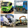 Sprinkler & wrecker & garbage truck Specialized Vehicle