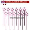 Party Toys Baby Jewelry Pink Princess Wands 12CT (B6009)