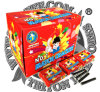 Black Spider Match Cracker with Fuse Fireworks