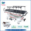 Backrest X Ray Electric Hospital Patient Transfer Trolley