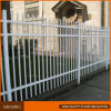 Elegant White Powder spray Wrought Iron Fence