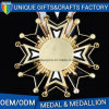 New Design Metal Coin Custom Zinc Alloy Embossed Medal
