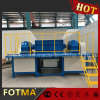 Double Shaft Wood/Tire/Scrap Metal/Plastic/Paper/Foam/Rubber/ Waste Shredder