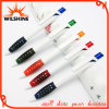 Cheap Plastic Ball Pen with Grip for Promotion (BP0246)