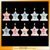 Star Shape New Candle Number