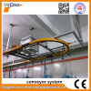 Oveahead Conveyor System for Powder Painting Line