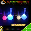 Waterproof Home Furniture Decorative Glow Vase Colorful LED Vase