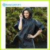 Light Weight Hooded PVC Rain Poncho (RVC-034)