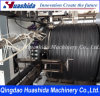 Plastic Extruder / Double Wall Spiral Pipe Extrusion Line