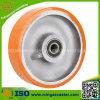 Polyurethane Mold on Cast Iron Center Wheel