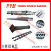 Bimetallic Conical Twin Screw Barrel