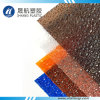 SGS Proved Poly Carbonate Embossed Sheet for Roofing