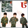 100% Cotton Camouflage Fabric for Kids
