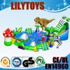 Big Dinosaur Style Inflatable Water Park {Lilttoys} (JWP-256)