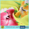 Factory Supply Voile Rayon Fabric for Girls Dresses