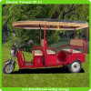 Battery Operated Auto Rickshaw for Market