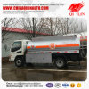 Total Weight 7.4tons Refueling Tanker Truck for Sale