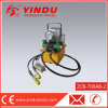 Double Active Soleniod Valve Electric Hydraulic Pump (ZCB-700AB-2)