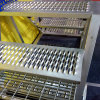Galvanized Perforated Metal Grip Strut Stair Treads