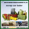 600ton Automatic Push out Scrap Waste Car Baler (CE)