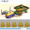 Waste Oil Recycling Plant Getting Yellow Color Diesel