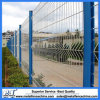 3D Curved V Bending PVC Metal Wire Mesh Fencing