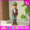 2015 New Hot Item Gifts Christmas Decorations Wooden Nutcracker, Cheap Wooden Christmas Gifts, High Quality Christmas Gift W02A085