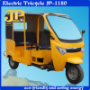 60V 1000W Electric Three Wheeler with Bright Color and High Quality for Indian Market