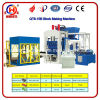 Fully Automatic Building Block Making Machine