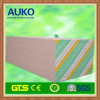 7m m Paperfaced Gypsum Board para Partition