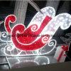 Christmas Halloween Mall Decoration Nutcracker Lighting for Winter Outdoor