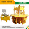 Concrete Block Interlocking Paver Mold/Cement Paving Stone Mould/Hydraform Machine for Sale Dy 150t