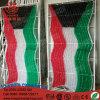 LED Kuwait Flag Pole Street Motif Light for National Day Decoration