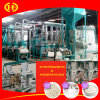 36t/24h Wheat Flour Milling Machine for Ethiopia in Africa