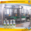 Glass Bottle Juice Automatic Hot Filling Machine
