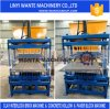 Wt4-10 Diesel Engine Block and Brick Making Machine, Earth Interlocking Brick Machine