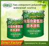 Weather-Resistance New Formular Two Component Polyurethane Waterproof Coating