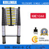 Magic Aluminum Telescopic Single Ladder with En131 CE GS Kme1044