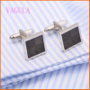 VAGULA Rhodium Plated Men′s New Arrival Fashion Cuff Links