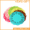 Lace Silicone Coaster for Promotional Gifts (YB-n-016)