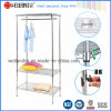 Metal DIY Expoxy Sturdy Modern Garment Rack (CJ-C1124-NO)