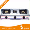 Stainless Steel Table Top Gas Cooker with 3 Burner Jp-Gc302