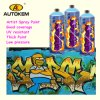 Graffiti Spray Paint, Professional Quality, European Female Valve, Designed for Artist Use
