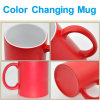 Color Changing Ceramic Coated Sublimation Promotional Mug