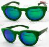 High Quality Bamboo Frame Sunglasses (XP8019)