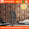 Professional Interior 3D Wallpaper Stripe for Decoration