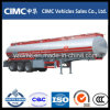 50cbm 3 Axles Cimc Fuel Tank Semi Trailer (aluminum alloy)