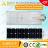 Free Sample LED Solar Street Light Integrated/All-in-One 5W-120W for Outdoor Garden/Highway/Wall Ligthing