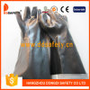 Black Chemical Resistant PVC Work Glove Dpv508